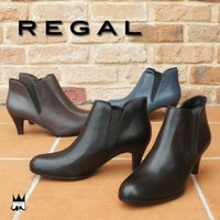 リーガル REGAL   F20G レディース ブーツ   ■商品説明 ブラック ダークブラウン グ...