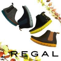 リーガル REGAL   F25G レディース ブーツ   ■商品説明 F25G 軽量カジュアルサイ...