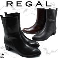リーガル REGAL   F23G レディース ブーツ   ■商品説明 BL(ブラック) DN(ダー...