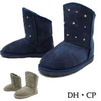 DH・CP ムートンブーツ   11023・C11123 男の子 女の子 子供靴 キッズ ジュニア ...