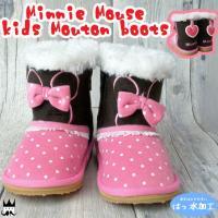 ディズニー Disney   DS7179 女の子 子供靴 キッズ ベビー スノーシューズ   ■商...