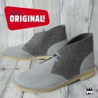 クラークス Clarks デザートブーツ   26110028 メンズ(男性用) ブーツ   ■商品...