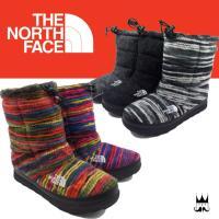 ザ・ノースフェイス THE NORTH FACE W ヌプシ ブーティー ウール ラックス NFW5...