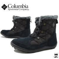 コロンビア Columbia ミンクス ショーティー オムニヒート   BL1593-010 レディ...