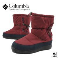 コロンビア Columbia スピンリール ブーツ WP オムニヒート   YU3712-631 レ...