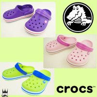 クロックス crocs   10998 キッズ 男の子 女の子 crocband  クロッグバンド ...