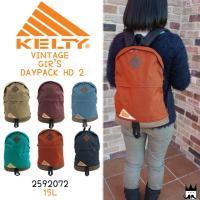 ケルティ KELTY   2592072 レディース ヴィンテージ ガールズ デイパック HD   ...