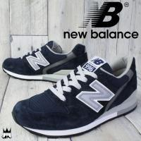 ニューバランス new balance M996   NAV メンズ レディース スニーカー   ■...