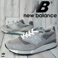 ニューバランス new balance M998   GRAY メンズ(男性用) スニーカー   ■...
