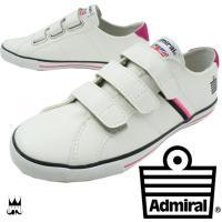アドミラル Admiral ワトフォード V     レディース スニーカー   ■商品説明 ホワイ...
