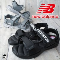 ニューバランス new balance  SD212 メンズ サンダル   ■商品説明 BW(ブラッ...