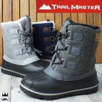 トレイルマスター TRAIL MASTER  TR-013 レディース スノーブーツ   ■商品説明...