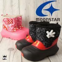 ムーンスター MoonStar ディズニー    男の子 女の子 子供靴 キッズ チャイルド ブーツ...