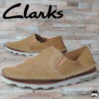 クラークス Clarks デーキン ステップ   26117099 メンズ(男性用) カジュアルシュ...