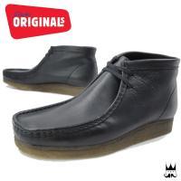 クラークス Clarks ワラビーブーツ  26103666 メンズ ブーツ   ■商品説明 Bla...