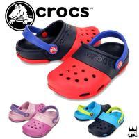 クロックス crocs エレクトロ 2 クロッグ   15608 男の子 女の子 子供靴 キッズ チ...