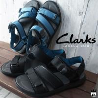 クラークス Clarks  26123514・26123866 メンズ サンダル スポーツサンダル ...