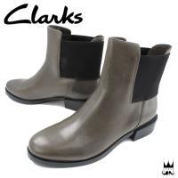 クラークス Clarks  723F レディース ショートブーツ ゴア   ■商品説明  幅広い世代...