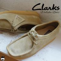 クラークス Clarks  654F レディース ワラビーブーツ 本革 レザー   ■商品説明 BE...