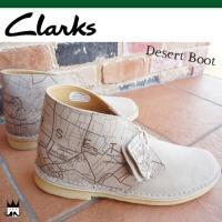 クラークス Clarks  26118164 メンズ Desert Boots デザートブーツ 本革...