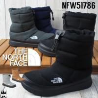 ザ・ノースフェイス THE NORTH FACE  NFW51786 W ヌプシ ブーティー ウール...