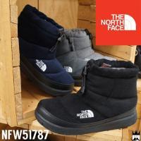 ザ・ノースフェイス THE NORTH FACE  NFW51787 W ヌプシ ブーティー ウール...