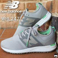 ニューバランス 247 Classic WRL247 ワイズB   ■商品説明 FC(グレー) 新た...