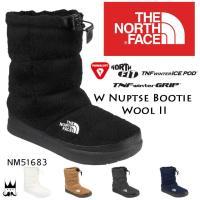 ザ・ノースフェイス THE NORTH FACE レディース  W ヌプシ ブーティー ウール II...