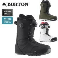 バートン BURTON 2020 Ruler Boa Wide Snowboard Boot ルーラーボア 214261 【ブーツ/スノーボード/日本正規品/メンズ】