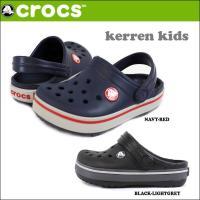 ブランド:CROCS/クロックス  商品:KERREN KIDS  サイズ:10.5cm-18.5c...
