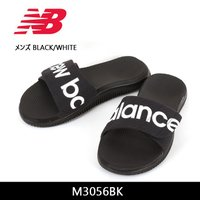 ニューバランス new balance サンダル M3056BK メンズ BLACK/WHITE 日...