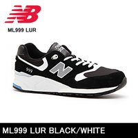 ニューバランス new balance  スニーカー  ML999 LUR BLACK/WHITE ...