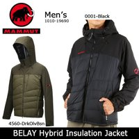 MAMMUT/マムート BELAY Hybrid Insulation Jacket Men 101...