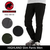 MAMMUT/マムート スリムパンツ HIGHLAND Slim Pants Men 1022-00...