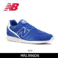 ニューバランス new balance スニーカー MRL996D6 BLUE  メンズ レディース...