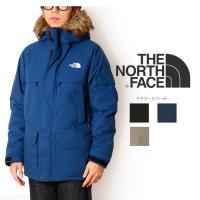 ノースフェイス THE NORTH FACE マクマードパーカ メンズ McMurdo Parka ...