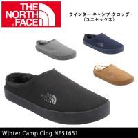 ノースフェイス THE NORTH FACE 靴 ウインター キャンプ クロッグ(ユニセックス) W...