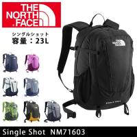 ノースフェイス THE NORTH FACE デイパック シングルショット Single Shot ...