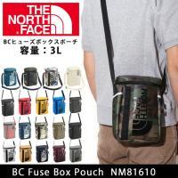 ノースフェイス THE NORTH FACE ポーチ BCヒューズボックスポーチ BC Fuse B...