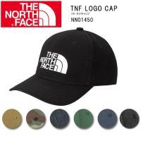 ノースフェイス THE NORTH FACE キャップ TNF LOGO CAP TNF ロゴキャッ...