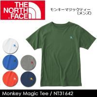 ノースフェイス THE NORTH FACE Tシャツ モンキーマジックティー(メンズ) Monke...