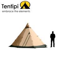 Tentipi テンティピ テント ジルコン 7 CP ベージュ(Light Tan) 【TENTA...
