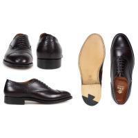 オールデン ALDEN ブーツ チャッカブーツ CHUKKA BOOT Dワイズ MADE IN USA レザー メンズ 1272S ダークブラウン