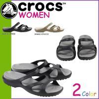 商品説明  【多種多彩なラインナップが魅力の「crocs」!!】 ・ストラップがしっかりと足をホール...
