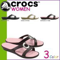 商品説明  【多種多彩なラインナップが魅力の「crocs」!!】 ・履き心地のよさを提供するクロスラ...