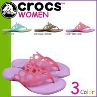 商品説明  【多種多彩なラインナップが魅力の「crocs」!!】 ・透明感のあるTPU素材を用いたフ...