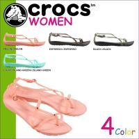商品説明  【多種多彩なラインナップが魅力の「crocs」!!】 ・細身のシルエットがスタイリッシュ...