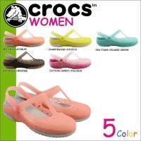 商品説明  【多種多彩なラインナップが魅力の「crocs」!!】 ・履き心地とかわいらしさで定評のあ...