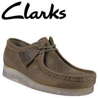 Clarks ORIGINALS クラークス オリジナルズ  「ワラビー」 イギリスで発売開始 袋縫...