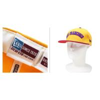 NEW ERA 59FIFTY キャップ ニューエラ ベースボールキャップ 帽子 SAN FRANCISCO イエロー×パープル メンズ